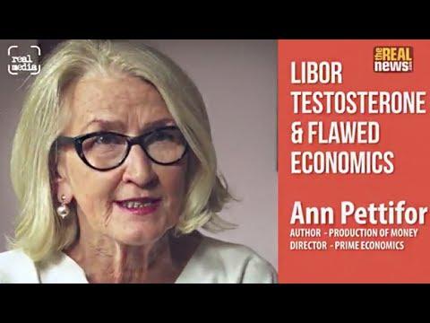 Real Media: Libor, Testosterone & Flawed Economics