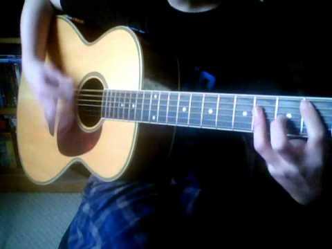 Frances Farmer - Acoustic cover by Elliott