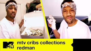 EP#7: Redman's Legendary New York Yard | MTV Cribs Collections
