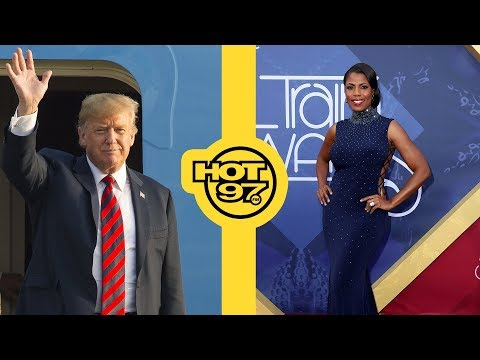 Trump Calls Omarosa A 'Dog'; Does She Now Have A Seat At The BBQ?