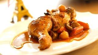 Beth's Coq Au Vin Recipe (Christmas Dinner Recipe!)