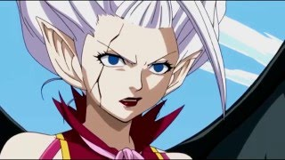 Mirajane vs  Freed  Fairy Tail  English dub