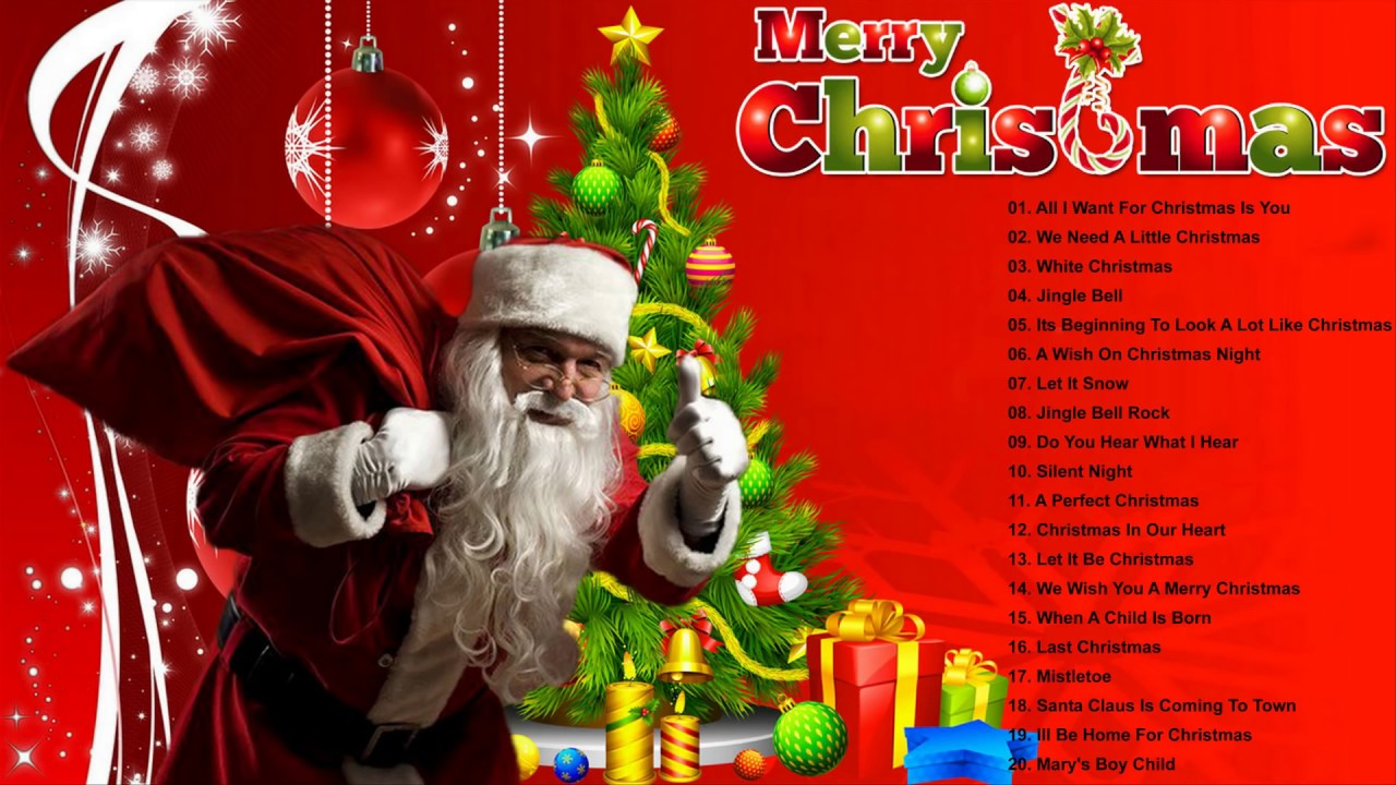 2019 Christmas Music.Christmas Music 2019 Top 30 Greatest Christmas Songs 2019 Best Christmas Songs Of All Time