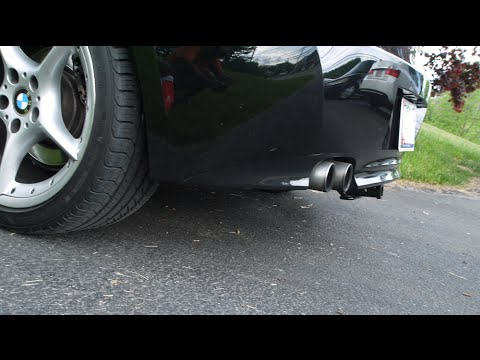 Tow Hitch Installation >> BMW Z4 Uhaul Trailer Hitch Installation - YouTube