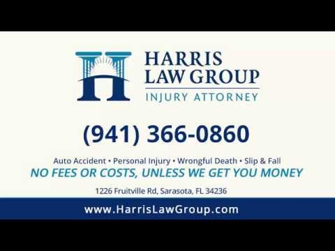 Sarasota Personal Injury Lawyer | Auto Accident Attorney in Sarasota