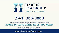 Sarasota Personal Injury Lawyer | Auto Accident Attorney in Sarasota