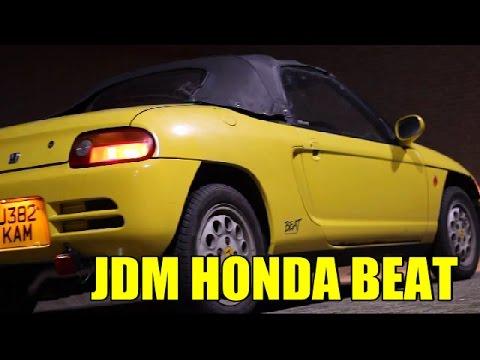My JDM Honda Beat PP1!