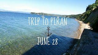 Trip To Piran |Petja