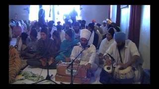 Akhand Kirtan Aug 28 2011 Madera California