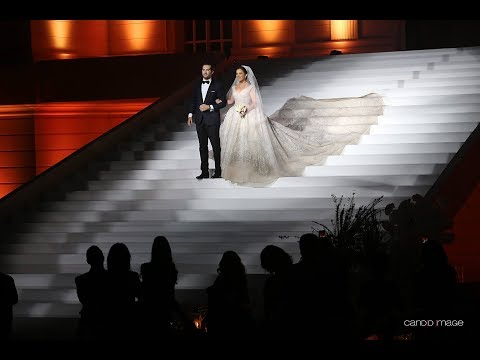 Emotional bridal entrance that left everyone in tears !