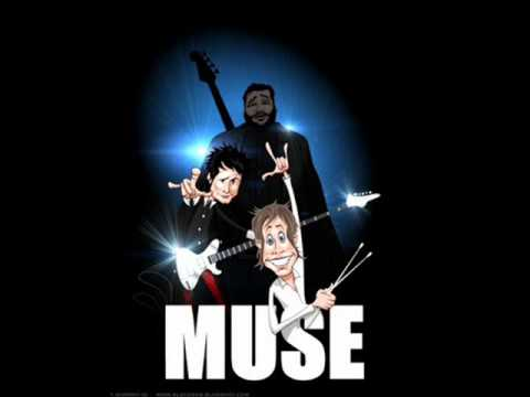 Muse Starlight Backing Track ( Bass - Drum - Synth )