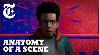 'Spider-Man: Into the Spider-Verse' and How a Scene Crawled to Life | Anatomy of a Scene