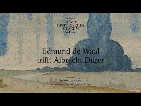 Edmund de Waal meets Albrecht Dürer - during the night - TRAILER
