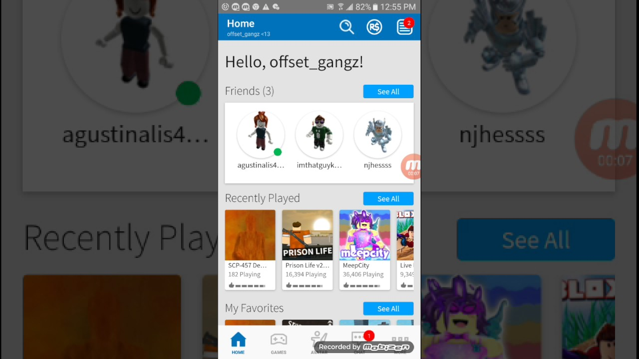How To Put A T Shirt On Your Avatar On Roblox Mobile Youtube