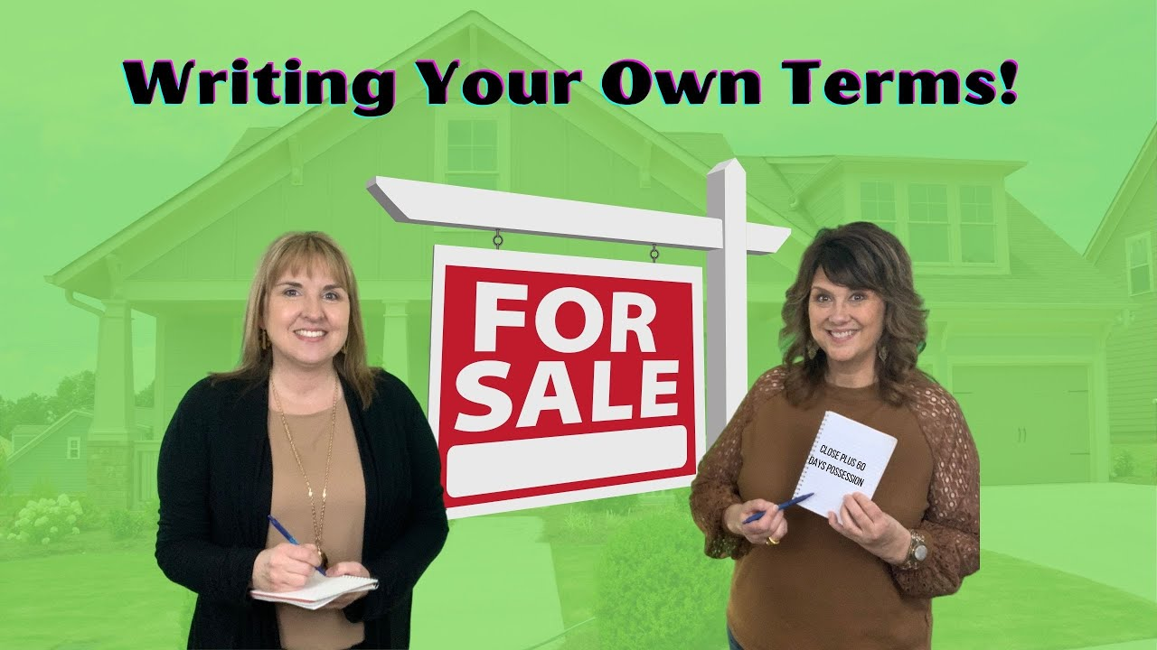 Writing Your Own Terms