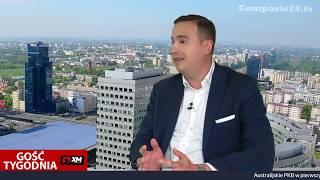 Polska giełda coraz bardziej atrakcyjna dla firm z 'nowej ekonomii' - Dr Kamil Gemra [InnerValue]
