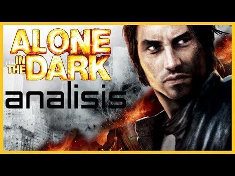 Wii Análisis Alone In The Dark (Loquendo)