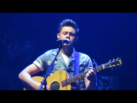 Niall Horan - Boston - This Town Fan Project