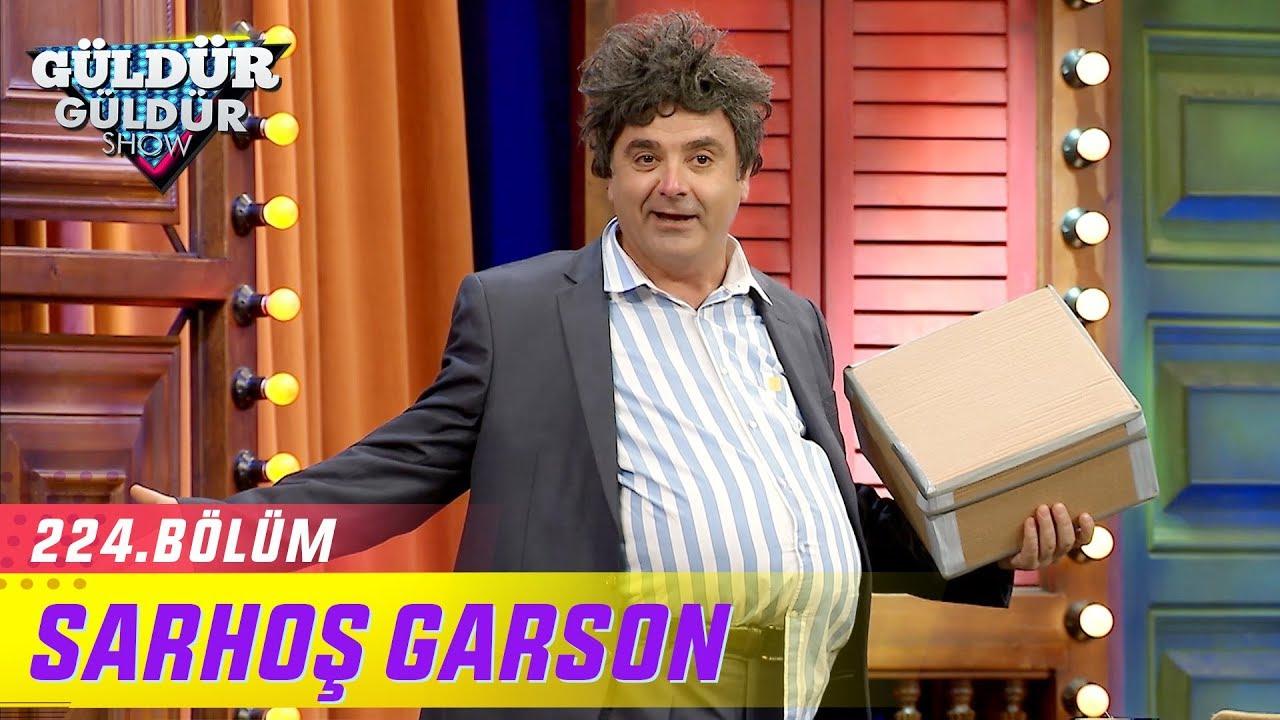 Güldür Güldür Show 224.Bölüm - Sarhoş Garson