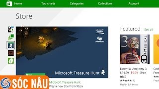 Cách tải game cho Windows 8
