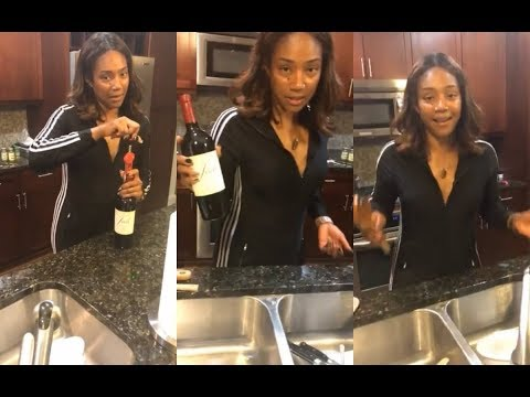 Cooking With Tify Haddish on Instagram Live SheReady