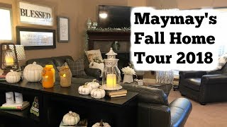 Maymay's Fall Home Tour 2018