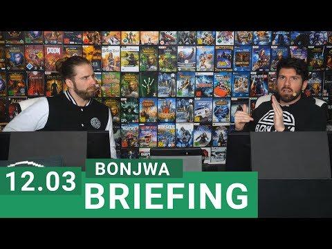 Start Advanced Academy, Youtube-Community Channel und Feedback-Talk | Bonjwa Briefing | 12.03.2018