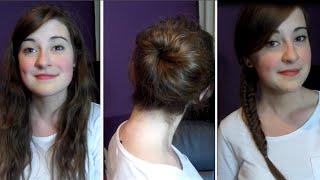 Back to school - 3 proste i szybkie fryzury do szkoły