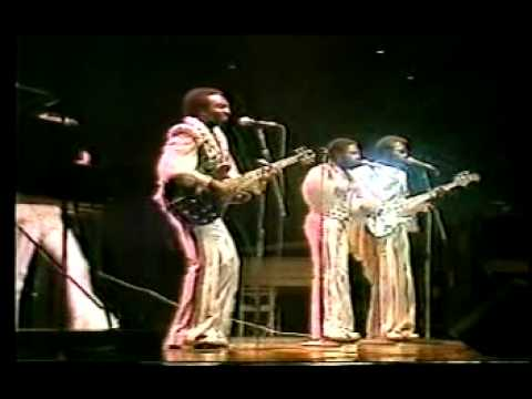 Lionel Richie and The Commodores - Live 1979 Flying High