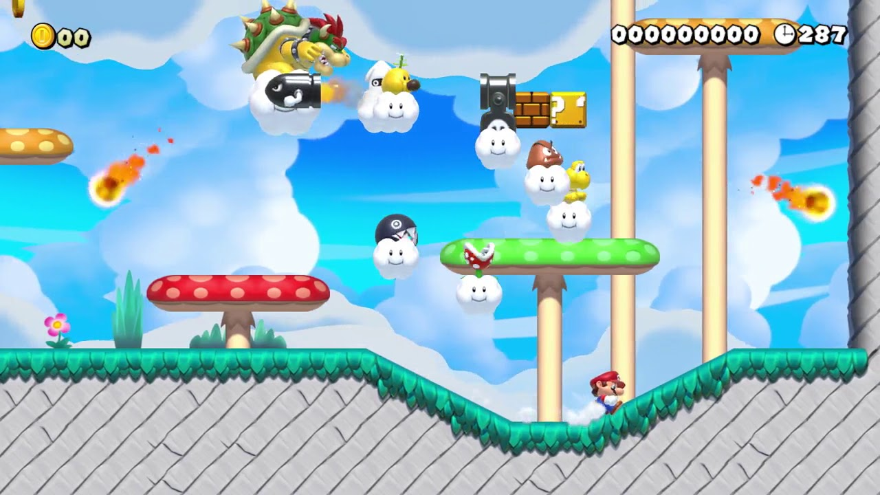 video Super Mario Maker 2 – Switch