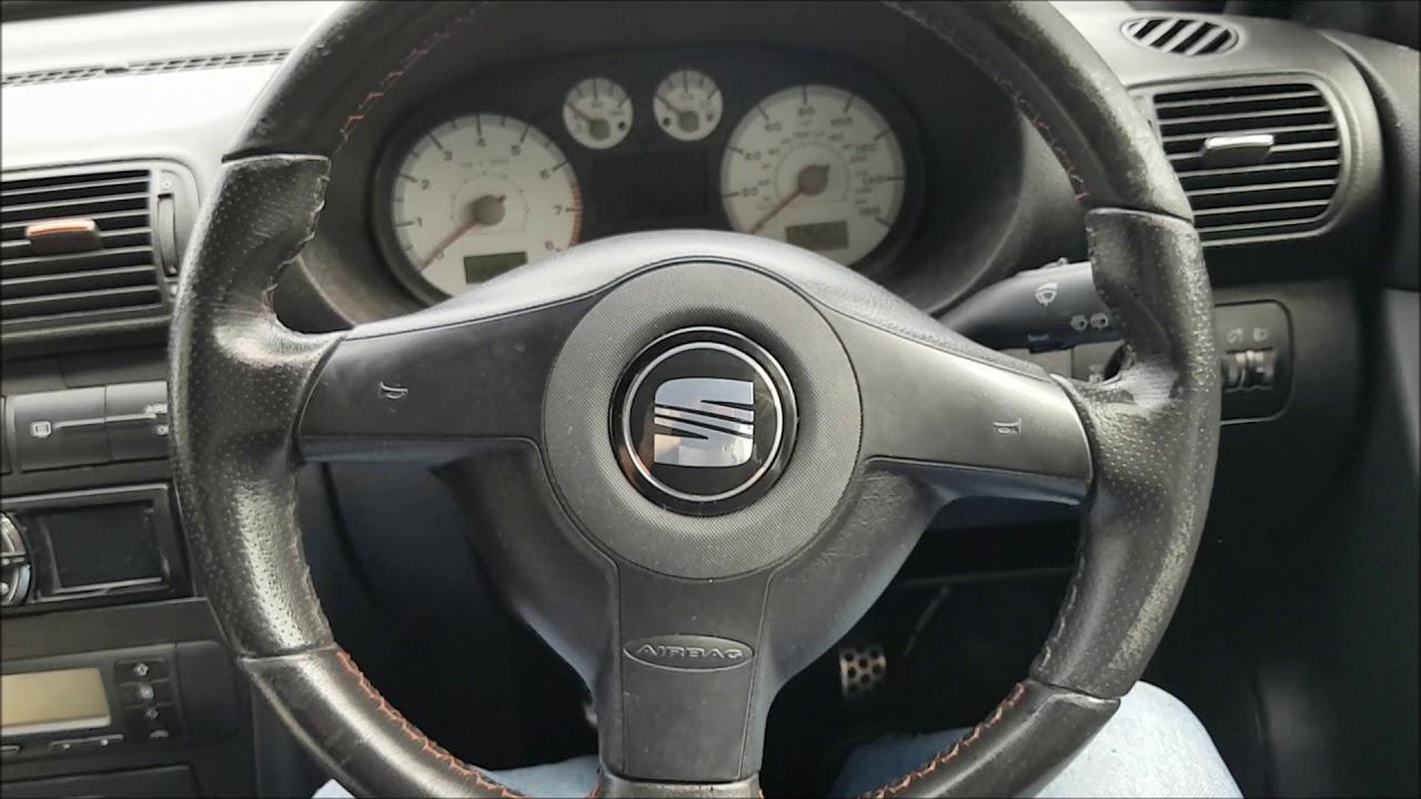 Restore Any Leather Steering Wheel Gear Knob In 5 Mins Cupra R Youtube