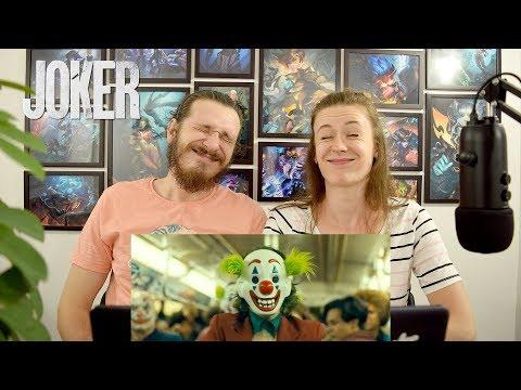 Джокер - финальный трейлер | Реакция