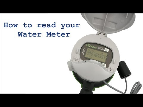 How to read your water meter from YouTube · Duration:  1 minutes 52 seconds