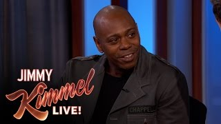 Dave Chappelle on OJ Simpson