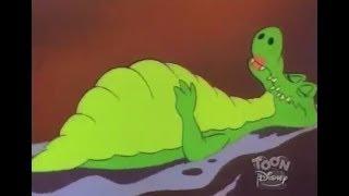 Weibliche Krokodil frisst die Ente (DD S01E29)