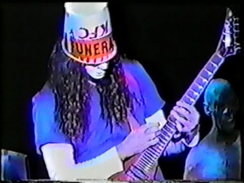 Buckethead: Palace of Fine Arts Theater - San Francisco, CA 1999-05-30