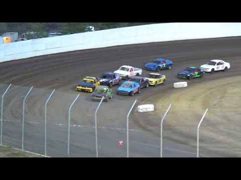 Grays Harbor Raceway, September 8, 2018, Outlaw Tuners A-Main