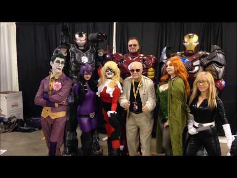 Smallville Comic Con in Hutchinson, Kansas