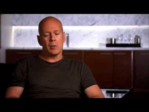 Bruce Willis: The Cold Light Of Day (La fría luz del día) Interview