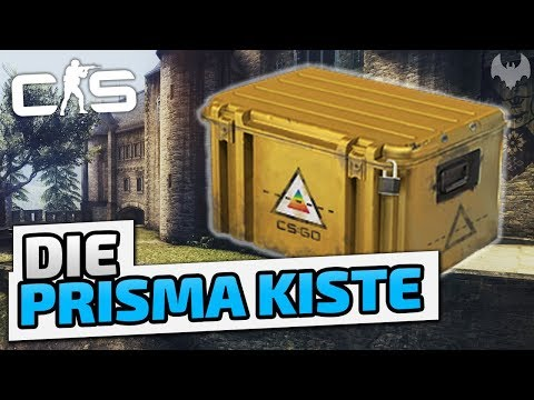 Die Prisma Kiste - ♠ CS:GO Case Opening ♠ - Deutsch German - Dhalucard