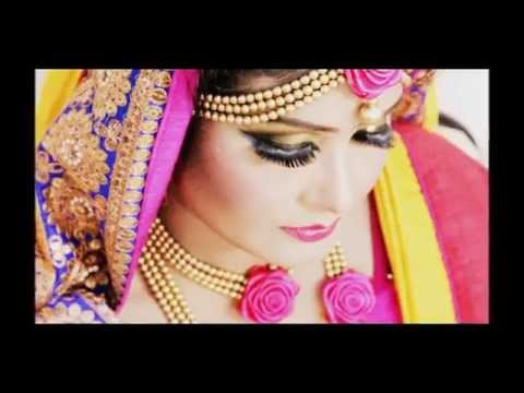 Gaye Holud Eye Make Up I Make Over BY Shefa Ahmed Shaju