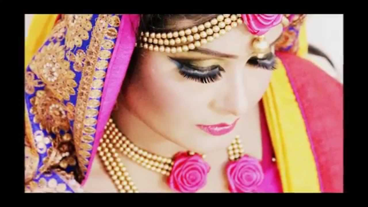 Gaye Holud Eye Make Up I Over BY Shefa Ahmed Shaju