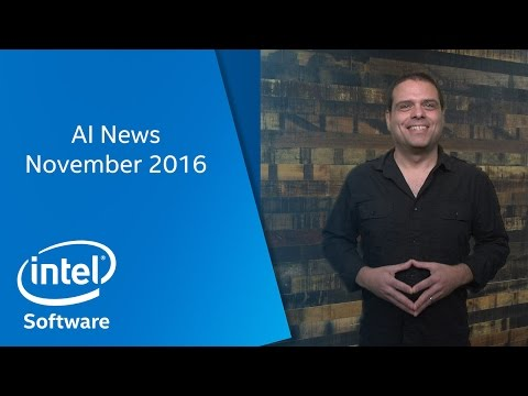 AI News: November 2016