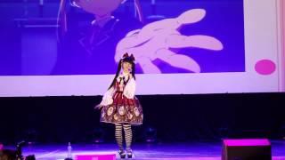 Мини концерт сэйю Уэсаки Сумире на фестивале J-fest 2013 в Москве. ...