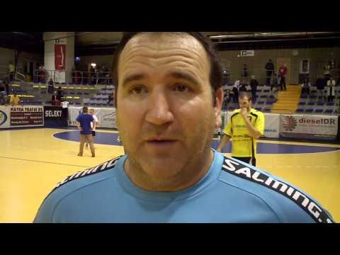 Gulyás István értékelt a Balatonfüred elleni meccs után