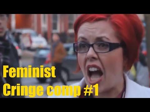 BEST FEMINIST CRINGE COMPLIATION 2016(WTF Edition)#1