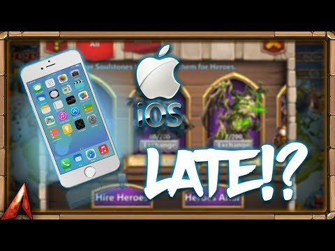 WHY Is IOS Update So LATE!? Let Me Explain! Castle Clash