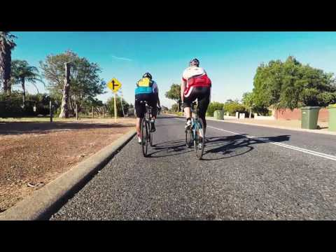 Perth Cycling 2016 #foreverbuttcam