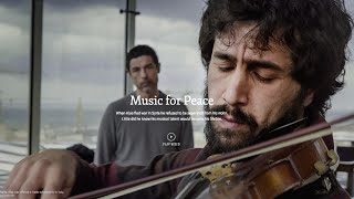 Music for Peace - Syria to Italy