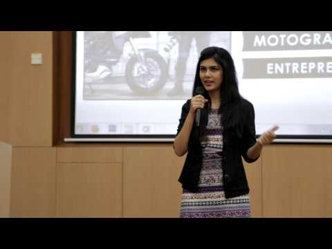 Initiating change in your life: Nikita Singh at TEDxGBU